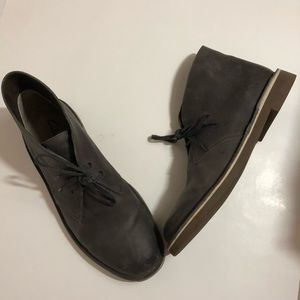 Clarks Boots Grey Boots Men's Size 11